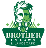 Brother in Lawn and Landscape Logo